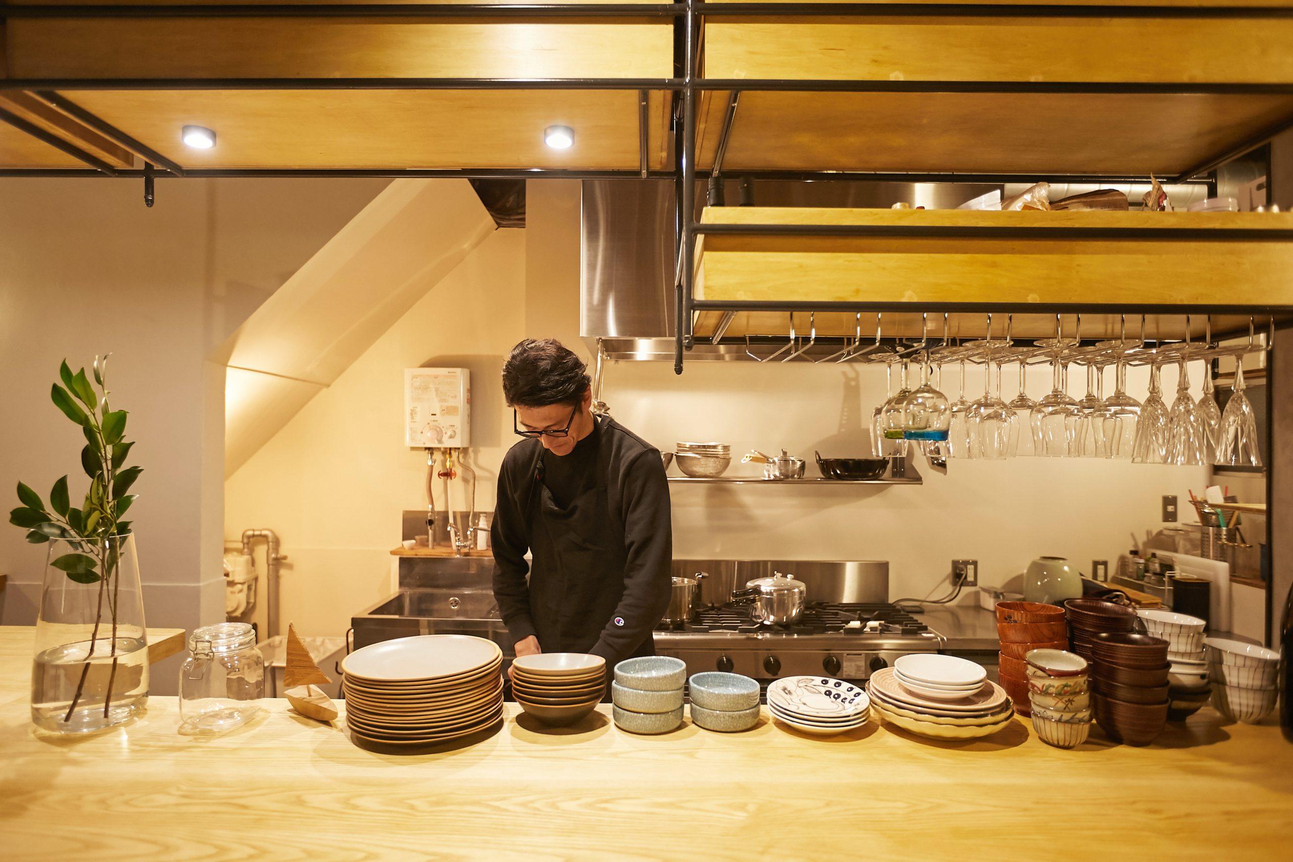 岡山市_レストラン_SALT 石川食堂の内装・外観04