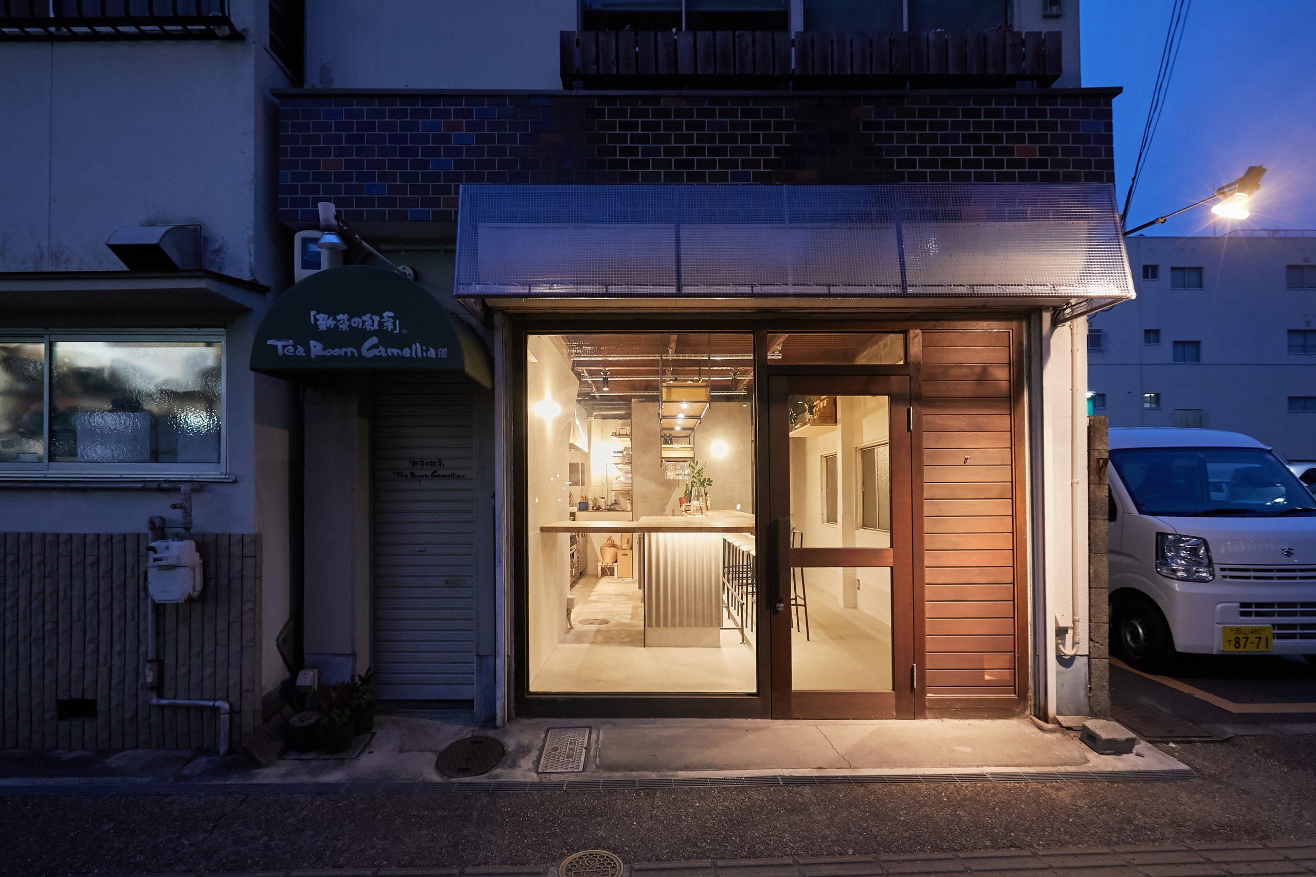 岡山市_レストラン_SALT 石川食堂の内装・外観05