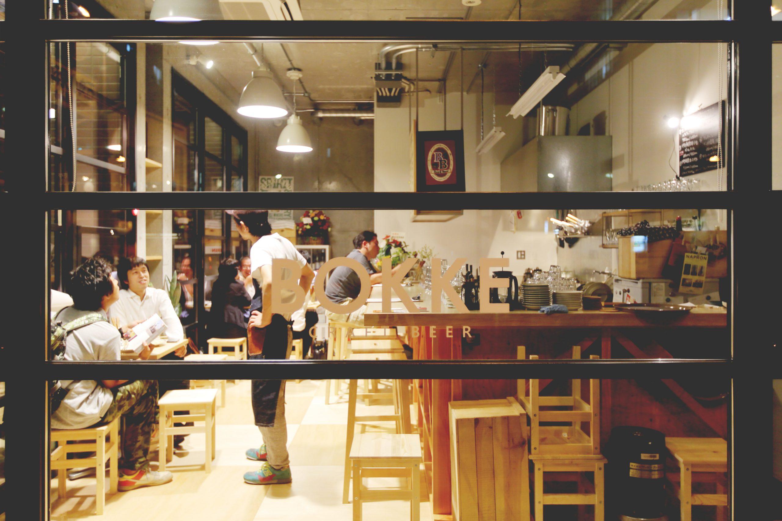 松山市_レストラン_BOKKEの内装・外観05